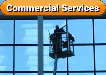 Jackson MI High Rise Window Cleaning